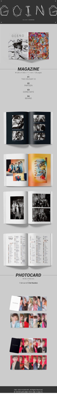 SEVENTEEN - Magazine [GOING]